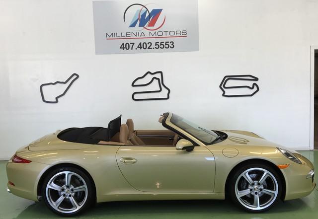 2012 Porsche 911 CONVERTIBLE 991 Longwood, FL 25