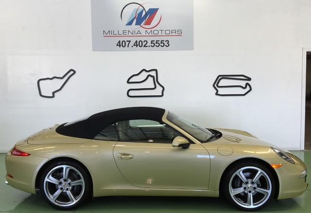 2012 Porsche 911 CONVERTIBLE 991 Longwood, FL 27