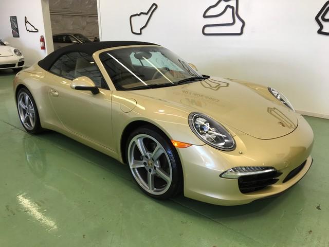 2012 Porsche 911 CONVERTIBLE 991 Longwood, FL 28