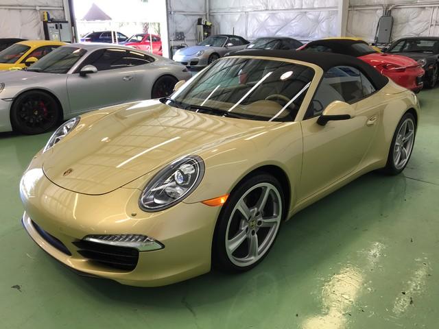 2012 Porsche 911 CONVERTIBLE 991 Longwood, FL 29