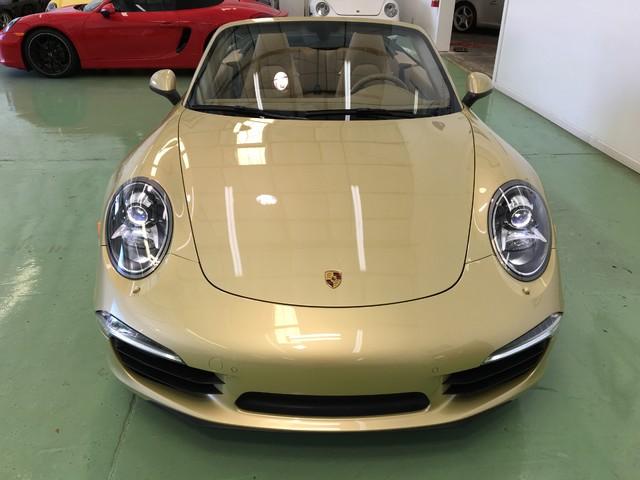 2012 Porsche 911 CONVERTIBLE 991 Longwood, FL 3