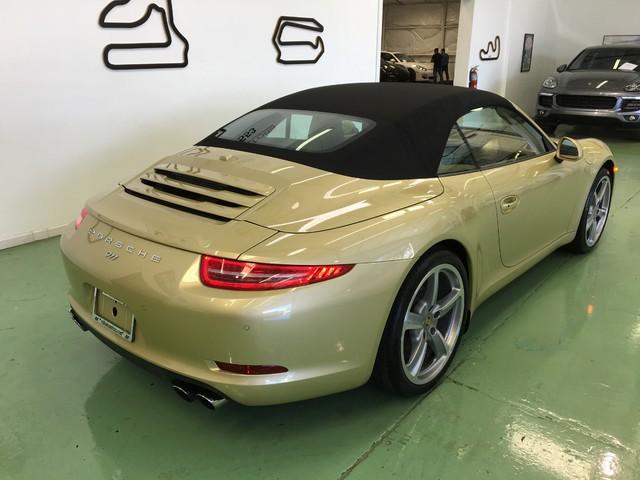 2012 Porsche 911 CONVERTIBLE 991 Longwood, FL 31