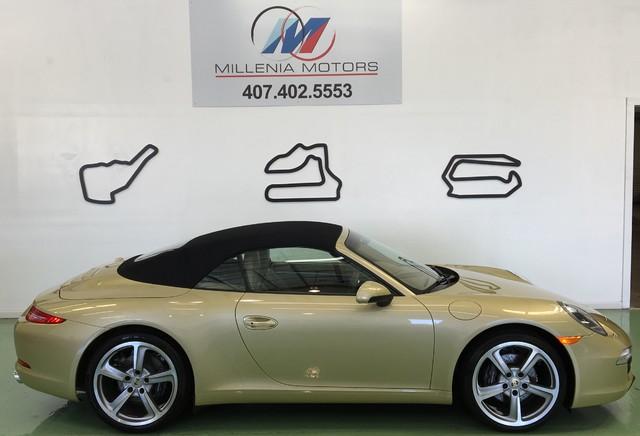 2012 Porsche 911 CONVERTIBLE 991 Longwood, FL 32