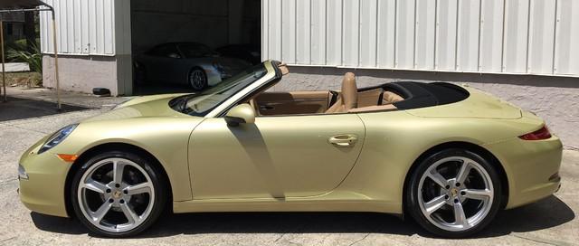 2012 Porsche 911 CONVERTIBLE 991 Longwood, FL 44