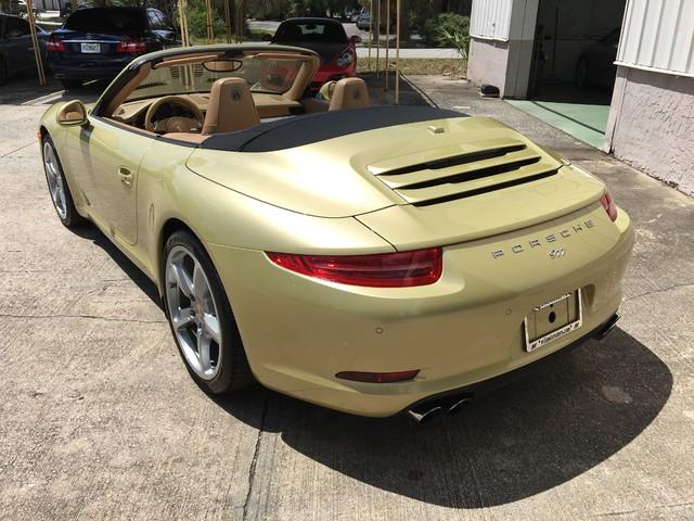 2012 Porsche 911 CONVERTIBLE 991 Longwood, FL 45