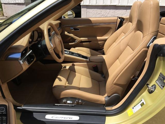 2012 Porsche 911 CONVERTIBLE 991 Longwood, FL 47