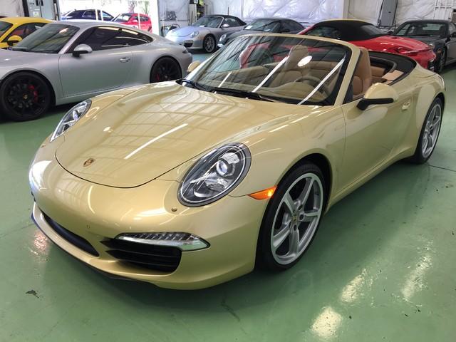 2012 Porsche 911 CONVERTIBLE 991 Longwood, FL 5