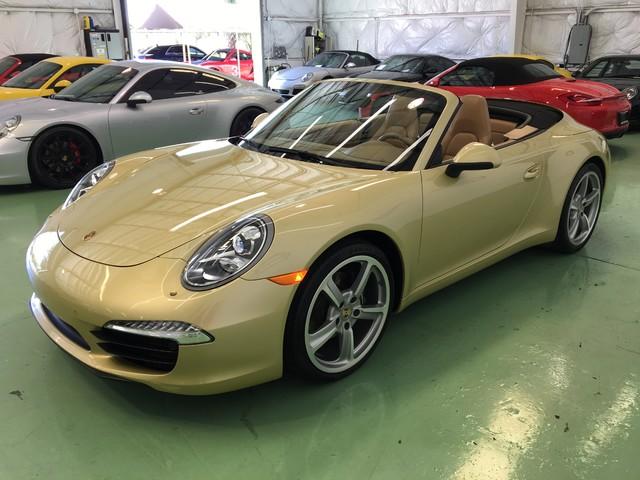 2012 Porsche 911 CONVERTIBLE 991 Longwood, FL 6