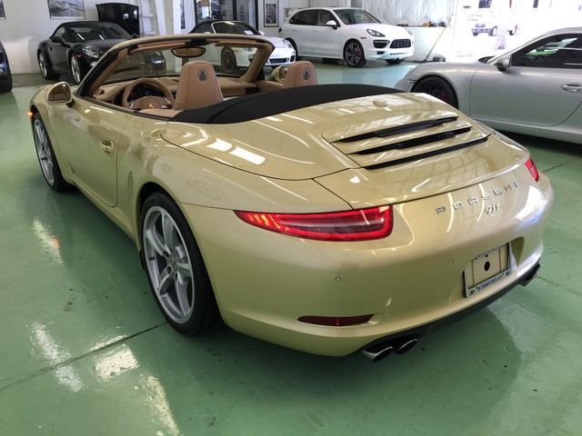 2012 Porsche 911 CONVERTIBLE 991 Longwood, FL 7