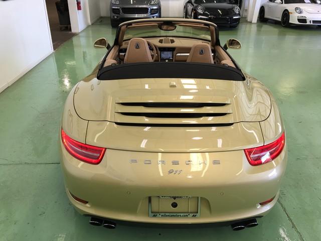 2012 Porsche 911 CONVERTIBLE 991 Longwood, FL 8