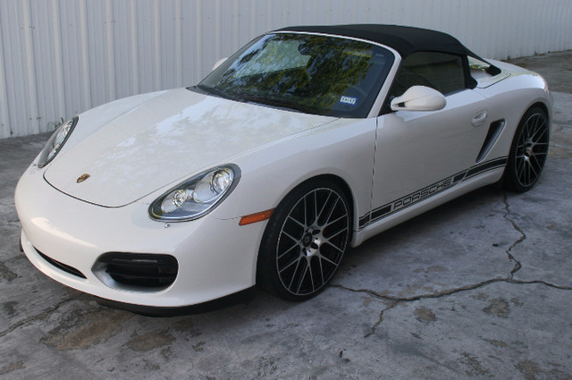 2012 Porsche Boxster S Spyder Houston, Texas 1