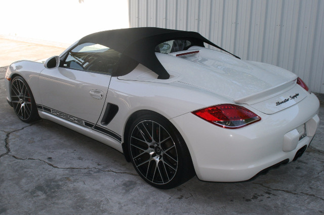 2012 Porsche Boxster S Spyder Houston, Texas 3