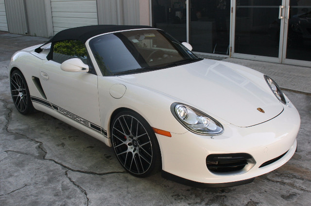 2012 Porsche Boxster S Spyder Houston, Texas 8