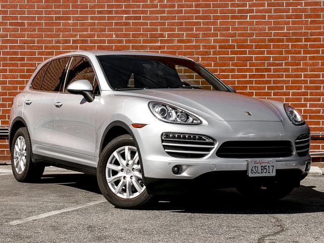2012 Porsche Cayenne Premium Plus Burbank, CA 2