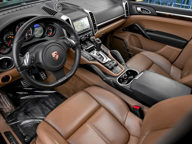 2012 Porsche Cayenne Turbo Burbank, CA 12