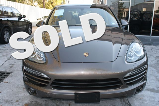 2012 Porsche Cayenne Houston, Texas 0