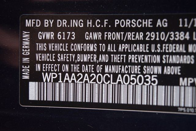 2012 Porsche Cayenne Base Richmond Hill, New York 43