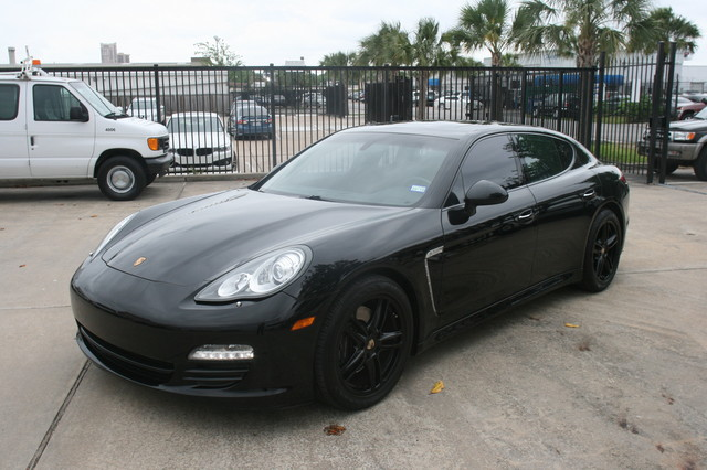 2012 Porsche Panamera Houston, Texas 2