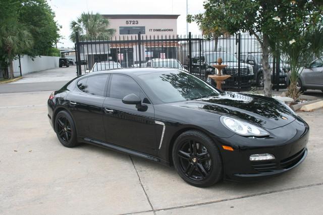 2012 Porsche Panamera Houston, Texas 7