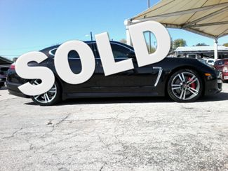 2012 Porsche Panamera Turbo San Antonio, Texas