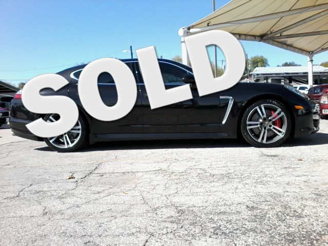2012 Porsche Panamera Turbo San Antonio, Texas 0