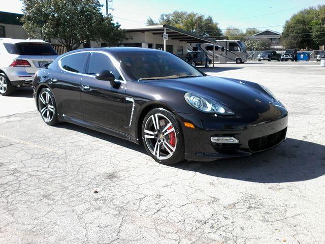 2012 Porsche Panamera Turbo San Antonio, Texas 1