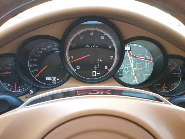 2012 Porsche Panamera Turbo San Antonio, Texas 23