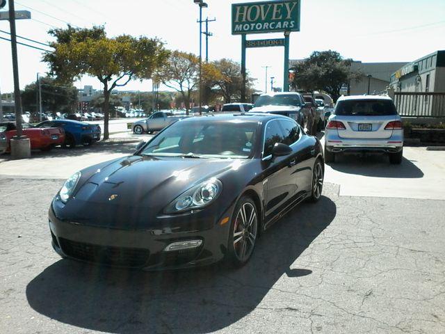 2012 Porsche Panamera Turbo San Antonio, Texas 3