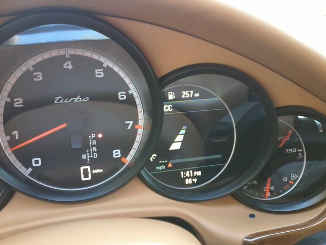 2012 Porsche Panamera Turbo San Antonio, Texas 38