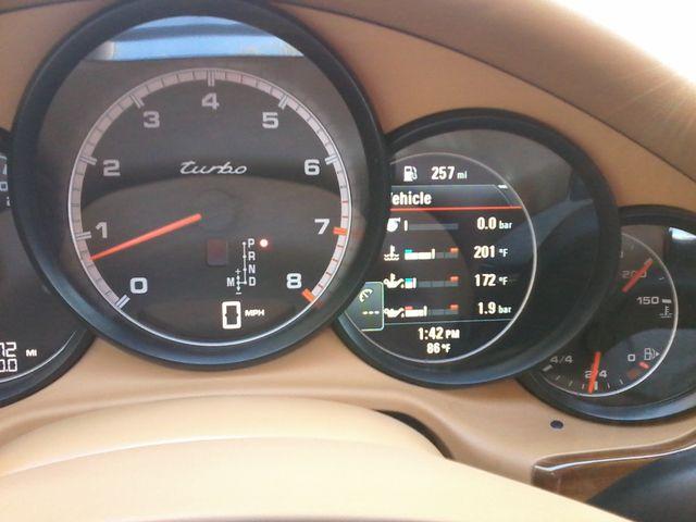 2012 Porsche Panamera Turbo San Antonio, Texas 40
