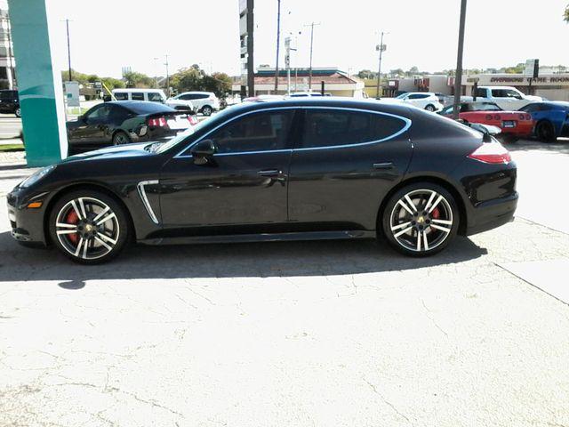 2012 Porsche Panamera Turbo San Antonio, Texas 4