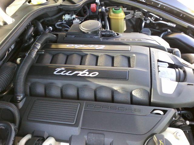 2012 Porsche Panamera Turbo San Antonio, Texas 47