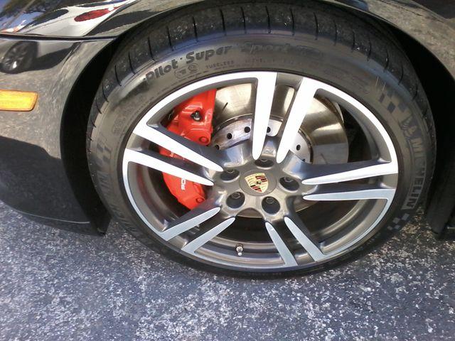 2012 Porsche Panamera Turbo San Antonio, Texas 48