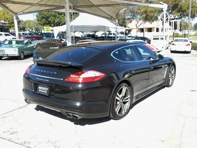 2012 Porsche Panamera Turbo San Antonio, Texas 7