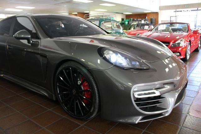 2012 Porsche Panamera  Turbo S $$$ Invested San Diego, California 12