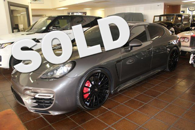 2012 Porsche Panamera  Turbo S $$$ Invested San Diego, California 0
