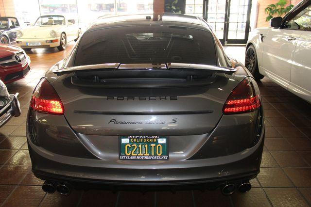 2012 Porsche Panamera  Turbo S $$$ Invested San Diego, California 5