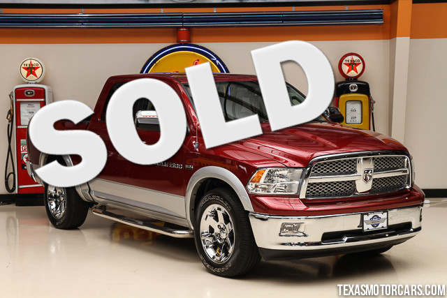 2012 Ram 1500 Laramie This Carfax 1-Owner 2012 Ram 1500 Laramie is in great shape with only 70 48