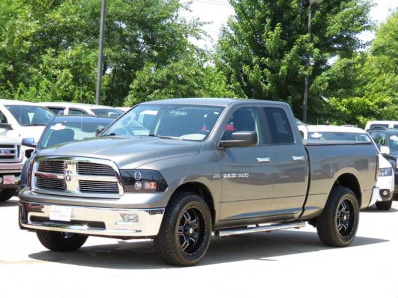 2012 Ram 1500 Big Horn Mineral Gray w/ Black/Milled/Alloys  in Ankeny IA