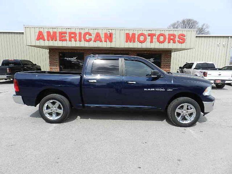 2012 Ram 1500 Big Horn | Brownsville, TN | American Motors of Brownsville in Brownsville TN