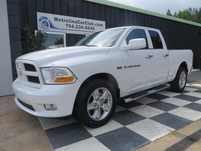 2012 Ram 1500 Express Charlotte-Matthews, North Carolina 1