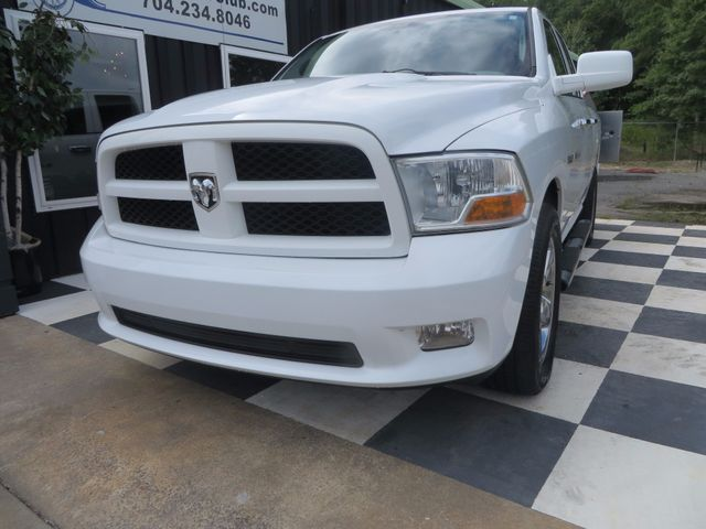 2012 Ram 1500 Express Charlotte-Matthews, North Carolina 19