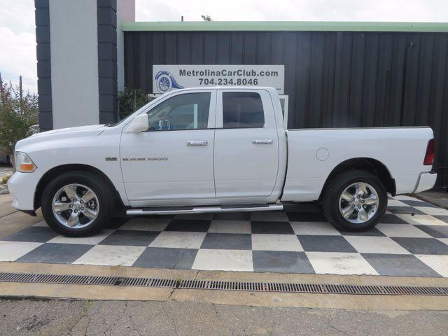 2012 Ram 1500 Express Charlotte-Matthews, North Carolina 4