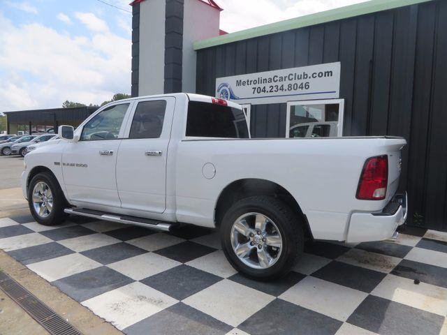 2012 Ram 1500 Express Charlotte-Matthews, North Carolina 9