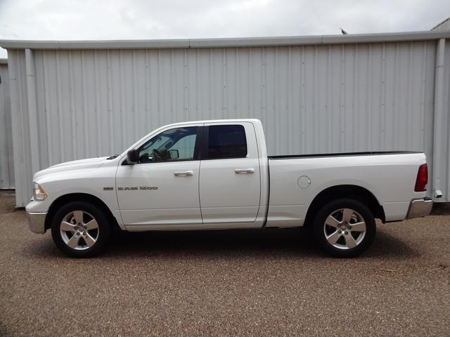 2012 Ram 1500 Lone Star Corpus Christi, Texas 4