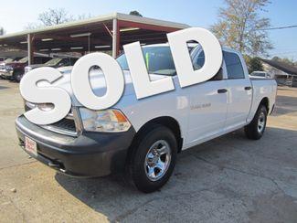 2012 Ram 1500 Crew Cab 4x4 Houston, Mississippi