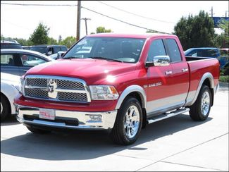 2012 Ram 1500 Laramie 4WD Nav/Alpine/Leather in  Iowa