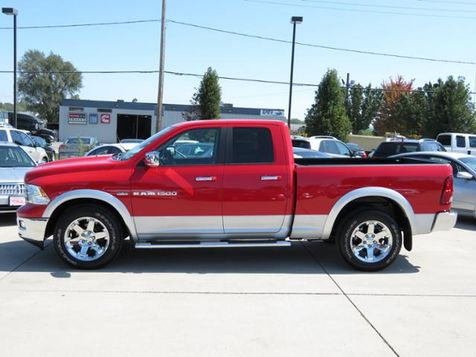 2012 Ram 1500 Laramie 4WD Nav/Alpine/Leather in Des Moines, IA