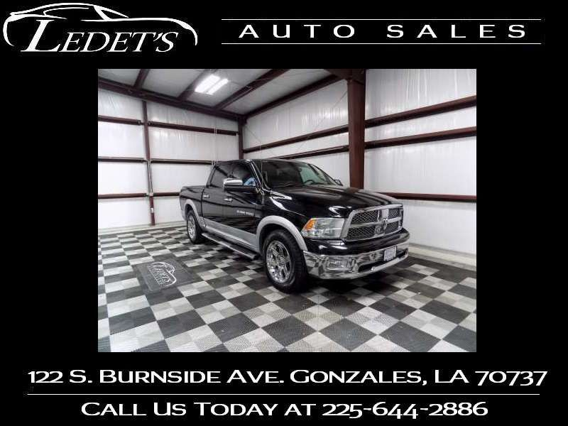 2012 Ram 1500 Laramie - Ledet's Auto Sales Gonzales_state_zip in Gonzales Louisiana