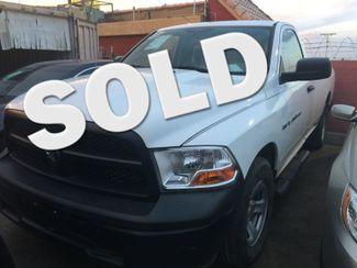 2012 Dodge RAM 1500 Tradesman AUTOWORLD (702) 452-8488 Las Vegas, Nevada